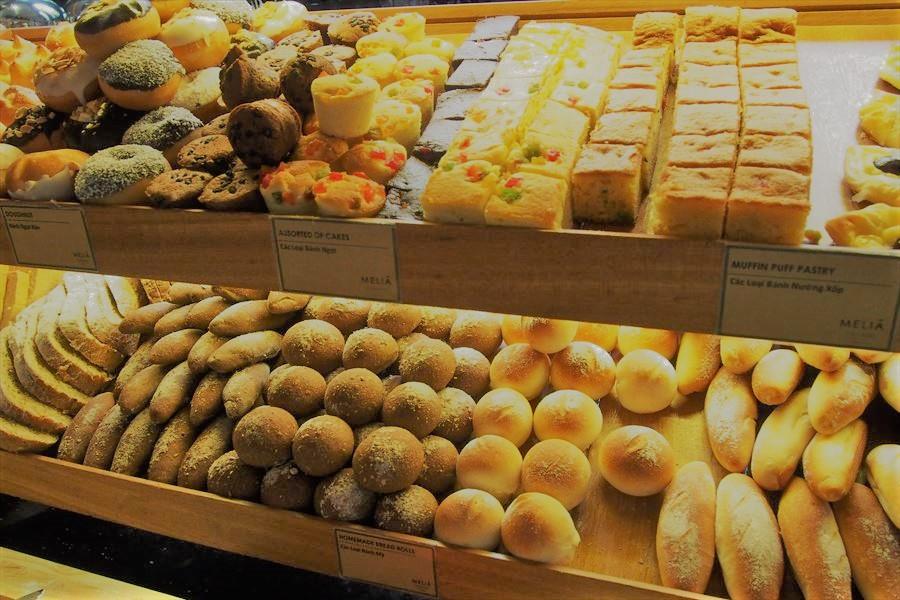 メリアダナン朝食パン