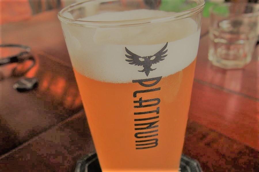 ダナンウォーターフロントのビール