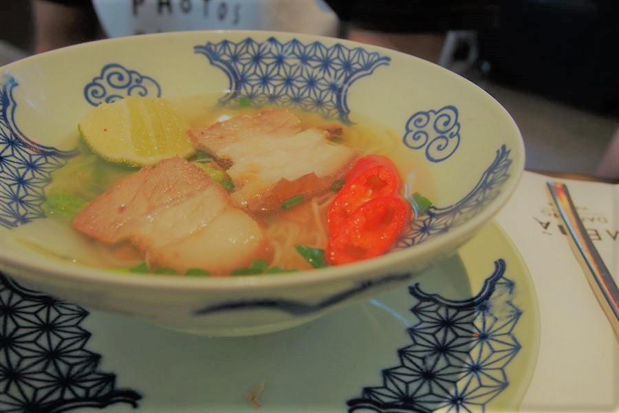 ベトナムダナン朝食