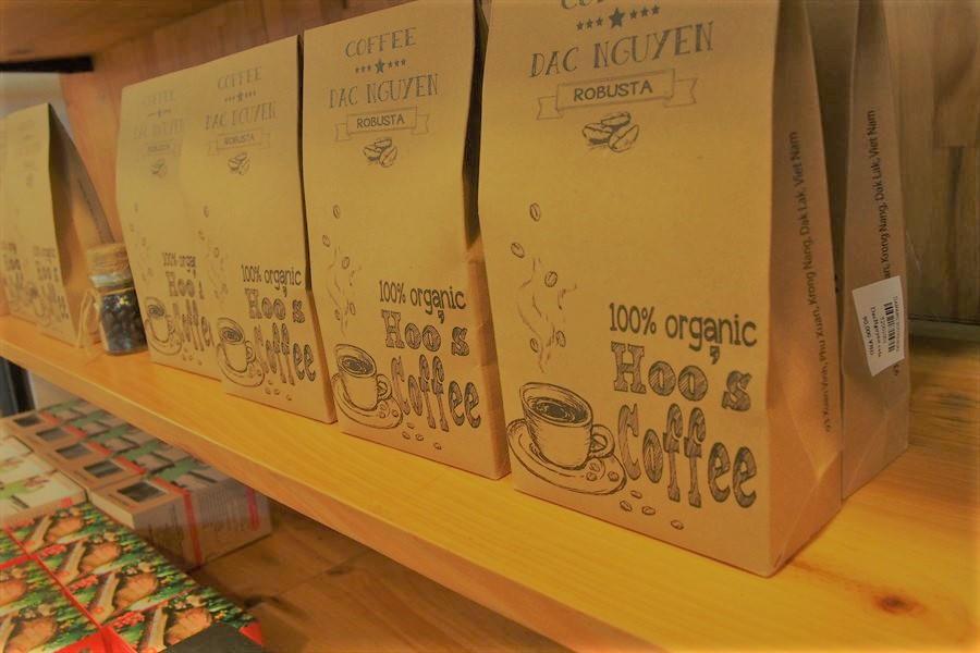 スーベニアズアンドカフェ、ダナンのお土産、ベトナムコーヒー