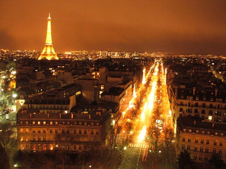 パリ wifi