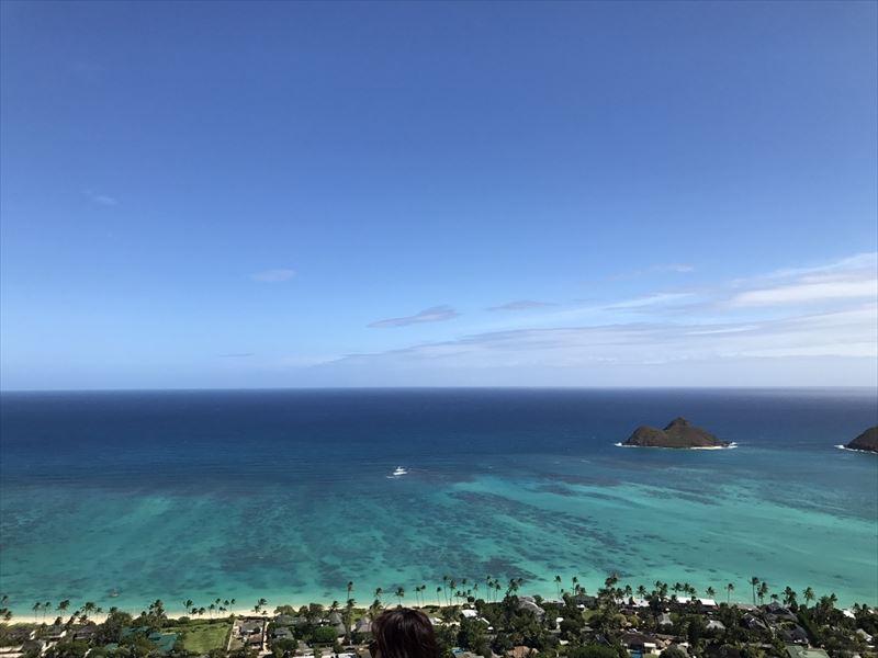 ハワイの海 (2)_R