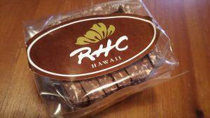 ロイヤルハワイアンクッキー