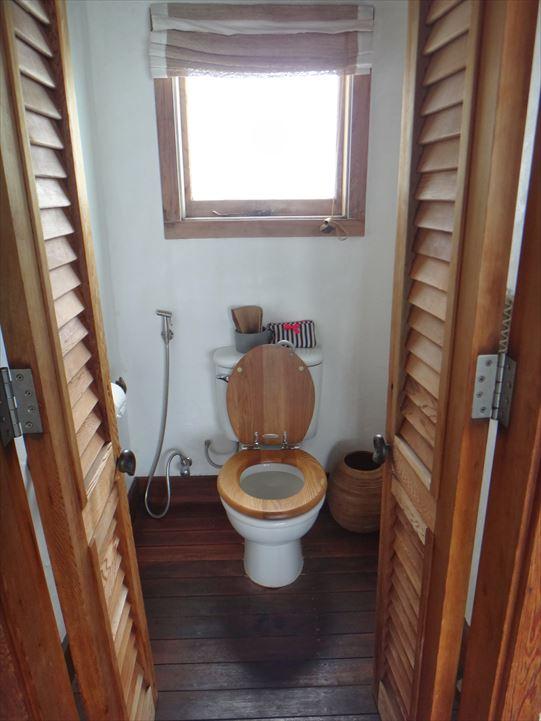 ギリランカンフシ トイレ