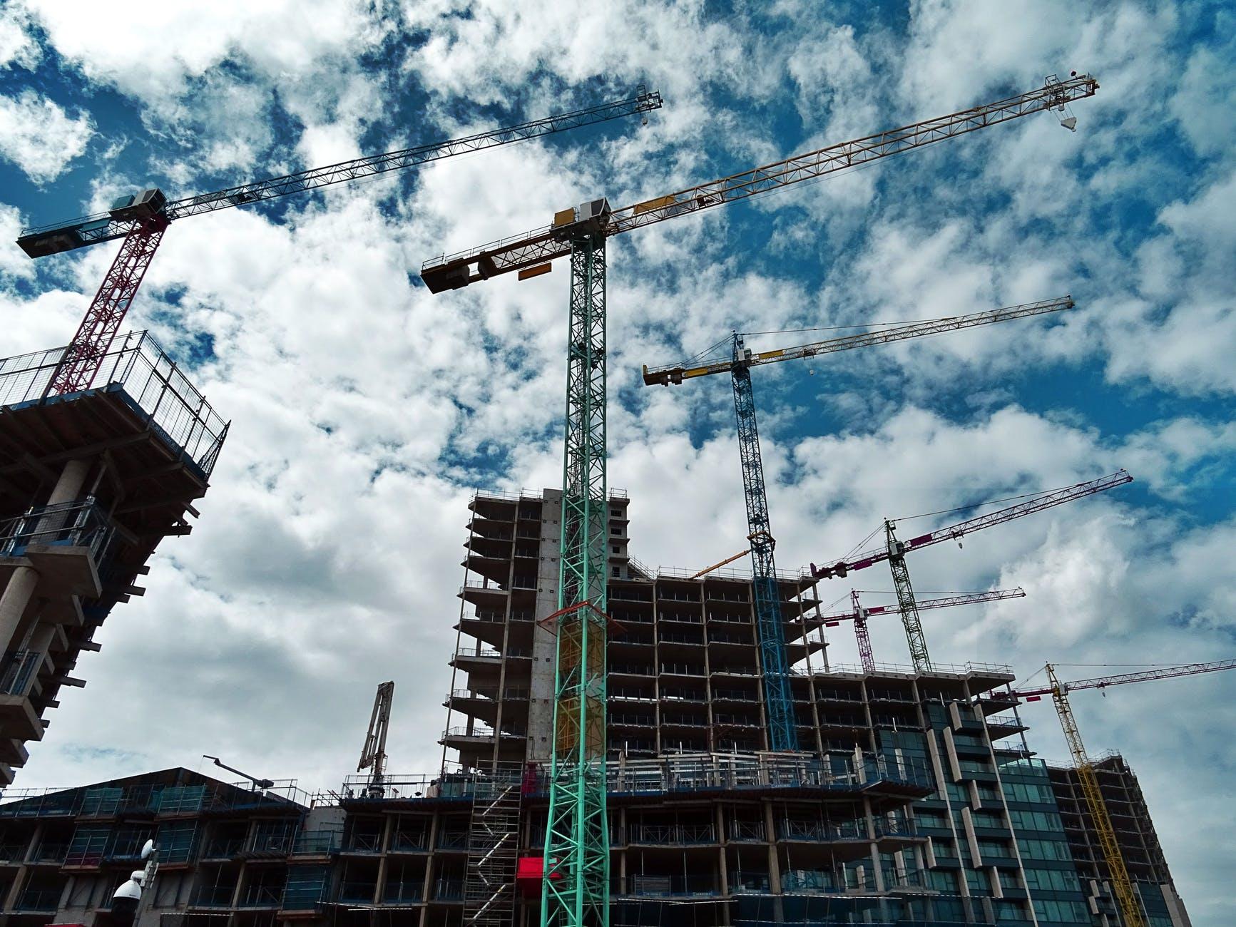 architecture building city concrete